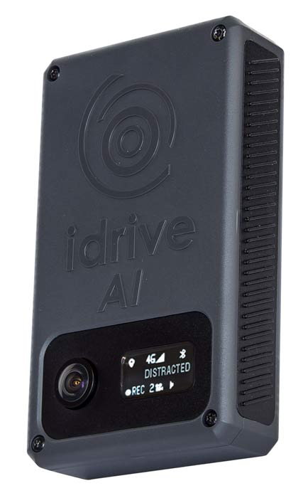 Vehicle Dash Camera with Artificial Intelligence by idrive