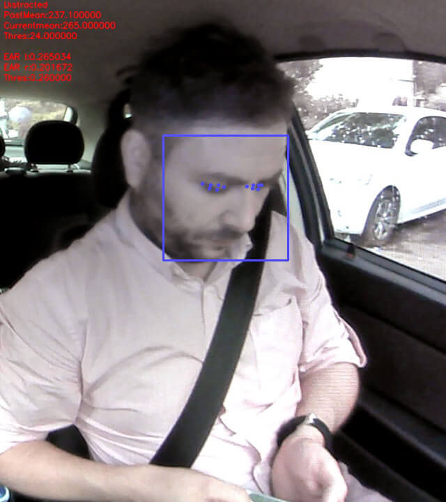 Distracted Driving and Computer Vision
